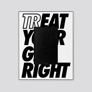 Treat Eat Your Girl Right Picture Frame