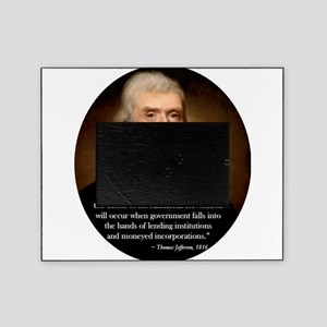 thomas jefferson Picture Frame