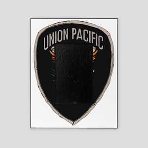 Union Pacific Police patch Picture Frame