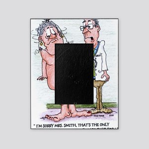 Funny Medicare Breast Enhancement Picture Frame