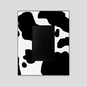 Cow Print Picture Frame