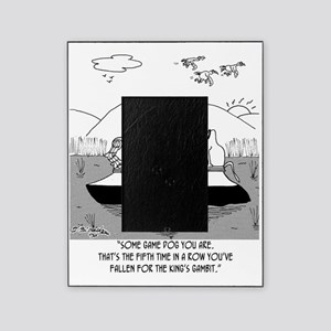 4910_dog_cartoon Picture Frame