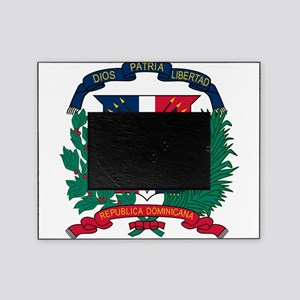 Dominican Republic Coat Of Arms Picture Frame