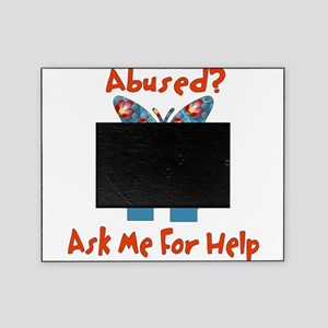 domestic_violence_help01 Picture Frame