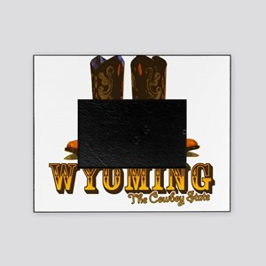 Wyoming: The Cowboy State Picture Frame