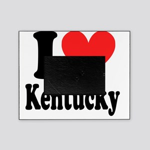 I Heart Kentucky ( i love my t shirt Picture Frame