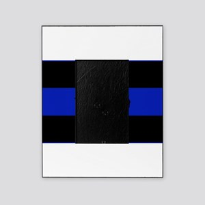 Thin Blue Line - Texas Picture Frame