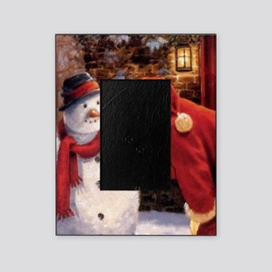 Santa Reading Note Picture Frame