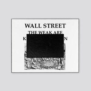 wall street Picture Frame
