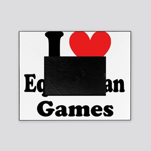 I Heart Equestrian Games Picture Frame