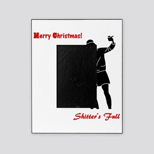 Merry Christmas - Shitter's Full Picture Frame