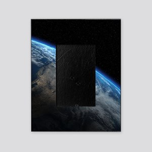 EARTH ORBIT Picture Frame