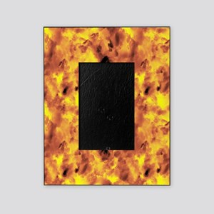 Raging Inferno Picture Frame