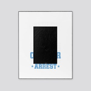 Retired Police Officer Cop Policeman Picture Frame