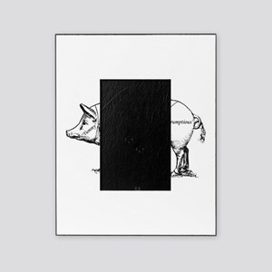 Tasty Pig Diagram Picture Frame