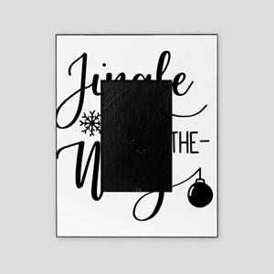 Jingle All The Way Christmas Picture Frame