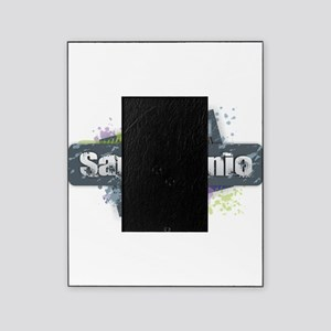 San Antonio Design Picture Frame