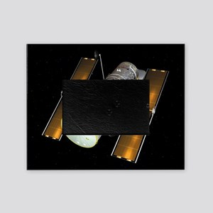 Hubble Space Telescope, artwork Picture Frame
