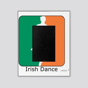 ID TriColor Boy10x10_apparel Picture Frame