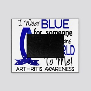D Means The World To Me Arthritis Picture Frame