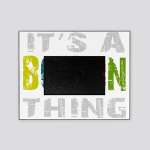 boykinthing_black Picture Frame