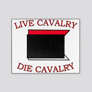 1st Squadron 14th Cavalry cap4 Picture Frame