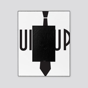 SuitUp_black Picture Frame