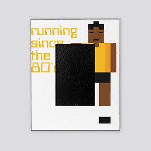 80s-runnerB-2 Picture Frame