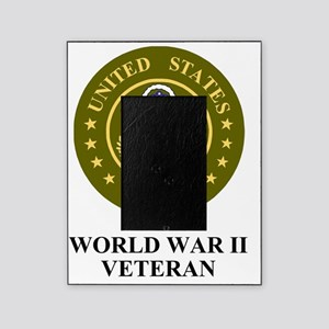 Army-WWII-Veteran-Shirt Picture Frame