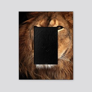 Lion Picture Frame
