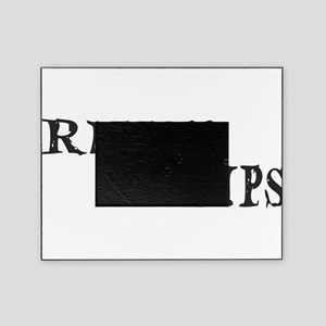 Rippin Lips Logo Picture Frame