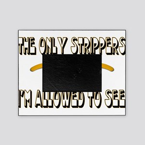 Only Strippers Picture Frame