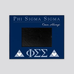 Phi Sigma Picture Frame