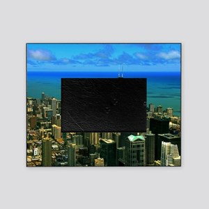 Chicago Skyline Picture Frames Cafepress