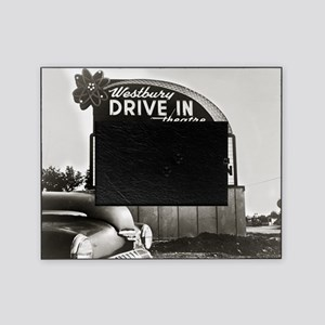 Drive-In Theater Marquee, 1954 Picture Frame