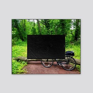 Bike Trail Picture Frame