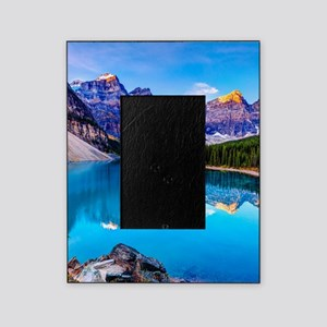 Beautiful Mountain Landscape Picture Frame