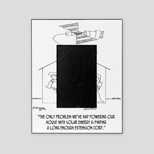 Solar Cartoon 0521 Picture Frame