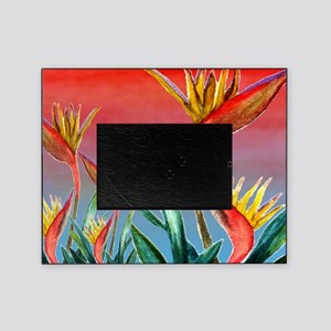 Bird of Paradise Picture Frame