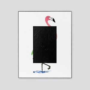 Flamingo in Pink Lemonade and Lime Picture Frame