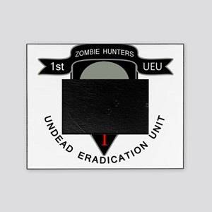 1st Zombie Hunters Picture Frame