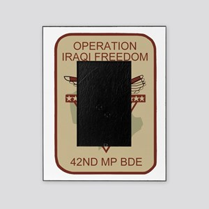 Army-42nd-MP-Bde-Iraqi-Freedom-2 Picture Frame