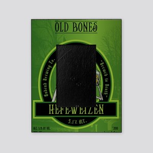 Beer_label_Skeleton Picture Frame