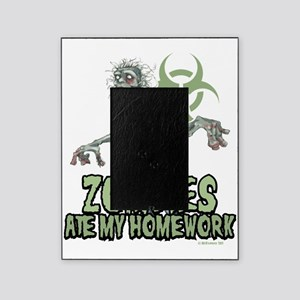 Zombies-Ate-Homework Picture Frame