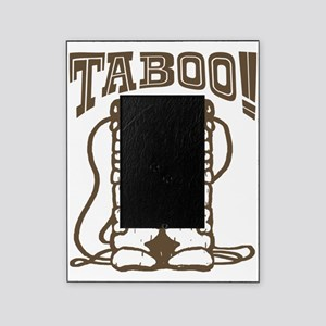 Retro Brady Bunch Taboo Picture Frame