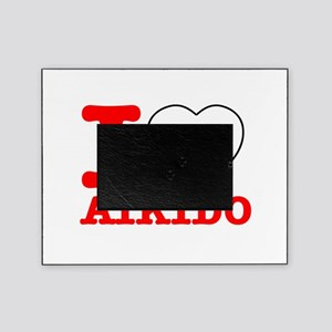 Japanese Aikido Picture Frames - CafePress