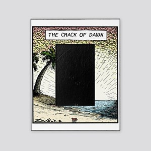 The crack of Dawn Picture Frame