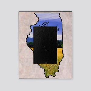 Illinois Picture Frame