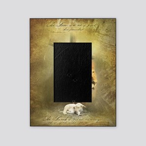 Lion of Judah, Lamb of God Picture Frame