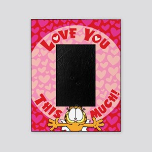 Love You This Much! Picture Frame